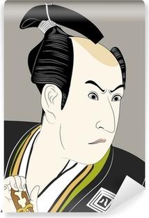Fototapeta winylowa Ukiyo emoji poborowych duży pierwszy emoji 02