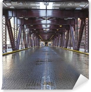 Vinylová Fototapeta Urban Bridge