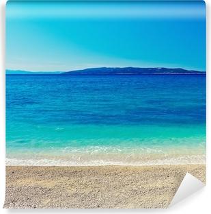Vinylová Fototapeta Úžasný mořský záliv pozadí