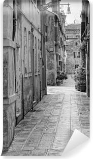 Vinylová Fototapeta Úzké uličky v Benátkách, Itálie