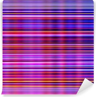 Vinylová Fototapeta Vícebarevná abstraktní vzor zářící linky.