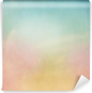 Vinylová Fototapeta Vintage barevné pozadí