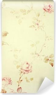 Vinylová Fototapeta Vintage viktoriánské tapety s květinovým vzorem