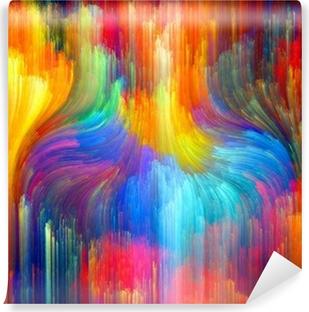 Vinylová Fototapeta Virtuální Color