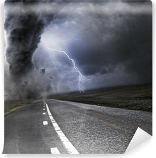 Vinylová Fototapeta Výkonný Tornado