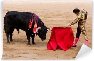 Fototapeta winylowa Walka byków w Barcelonie