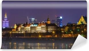 Vinylová Fototapeta Warszawa