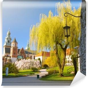 Fototapeta winylowa Wawel castle. Krakow
