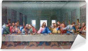 Fototapeta winylowa Wiedeń - mozaika ostatniej wieczerzy - skopiować Leonardo da Vinci