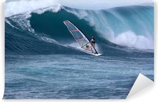 Fototapeta winylowa Windsurfing