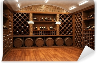 Fototapeta winylowa Winiarnia 2