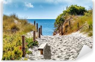 Fototapeta winylowa Wybrzeże Bałtyckie