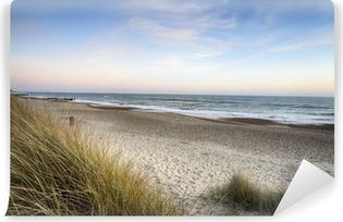 Fototapeta winylowa Zachód słońca na plaży