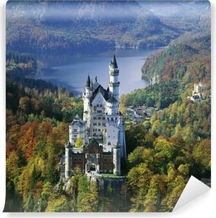 Fototapeta winylowa Zamek Neuschwanstein