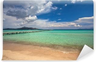 Fototapeta zmywalna Alcudia beach, Majorka