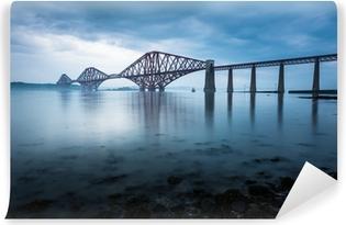 Fototapeta zmywalna Dalej mosty w Edynburgu