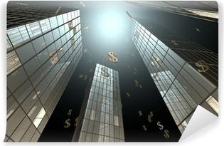 Fototapeta zmywalna Miasto Dollar