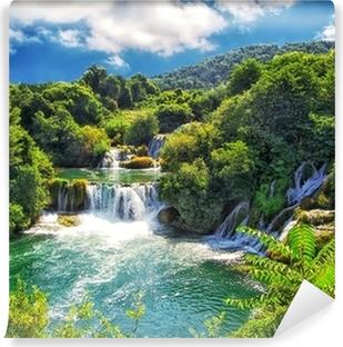 Fototapeta zmywalna Park Narodowy Krka w Chorwacji w pobliżu Sibenik