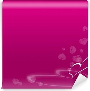 Fototapeta zmywalna Walentynki karta tapety tło plakatu