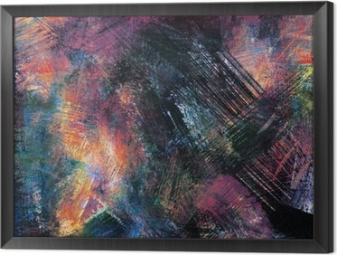 Abstract backgrounds Framed Canvas