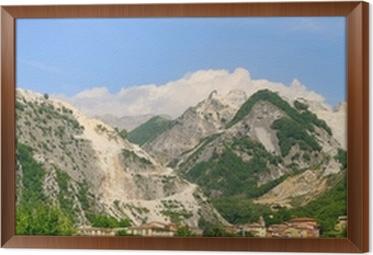 Carrara Marmor carrara marmor steinbruch carrara marble pit 23 wall mural