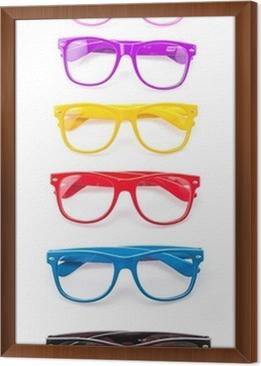 5e5e304a5f4 cartoon Glasses icon.. Wall Mural • Pixers® • We live to change