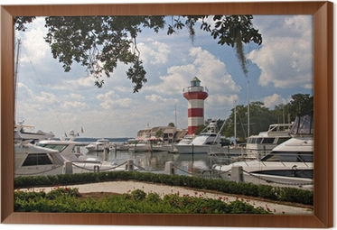 Framed pictures hilton head island
