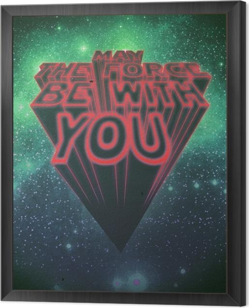 Motivational Poster Framed Canvas - Motivational posters