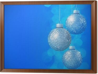 Material Christbaumkugeln.Silberne Christbaumkugeln Mit Schneeflocken Pailletten 3d