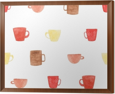 watercolor coffee mugs pattern illustration for design print or background wallpaper pixers we live to change watercolor coffee mugs pattern illustration for design print or background wallpaper pixers we live to change