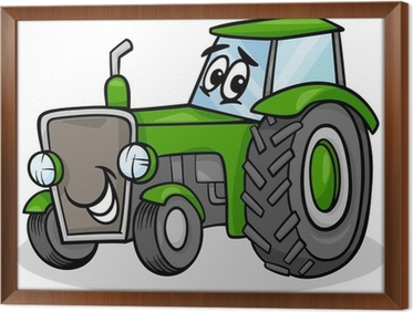 Bildergebnis fr traktor cartoon