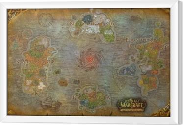 Leinwandbilder World Of Warcraft Pixers Wir Leben Um Zu Verändern