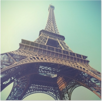 HD Poster Eiffel tower