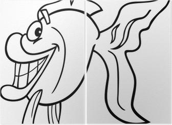 At Satranç Karikatür Boyama Iki Parçalı Pixers Haydi Dünyanızı