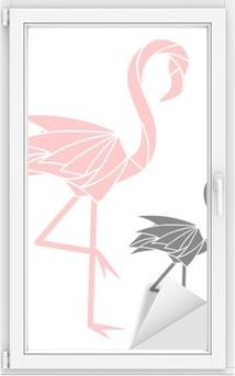 Flamingo Ikkuna- Ja Lasitarra