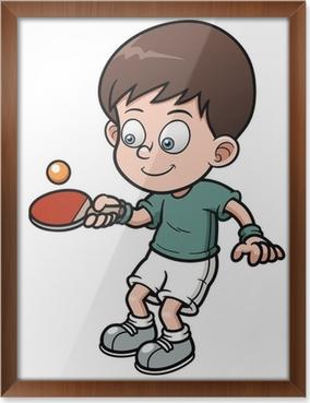 """Résultat de recherche d'images pour """"dessin illustration joueur de tennis de table"""""""