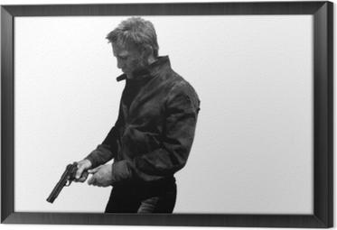 James Bond Indrammet fotolærred