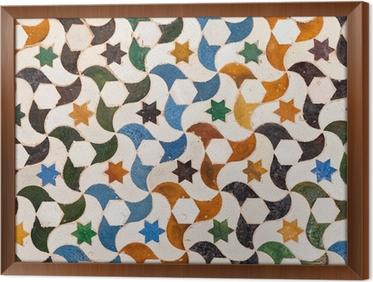 Tegel Decoratie Stickers : Fotobehang tegel decoratie alhambra spanje u2022 pixers® we leven om