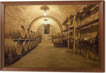 Fotobehang wijnkelder 2 u2022 pixers® we leven om te veranderen