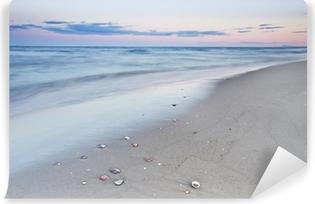 La playa del descano Itsestäänkiinnittyvä Valokuvatapetti