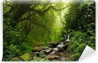 Selva de nepal Itsestäänkiinnittyvä Valokuvatapetti