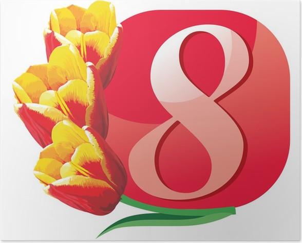 8 maaliskuuta onnittelut juliste pixers elämme muutoksille