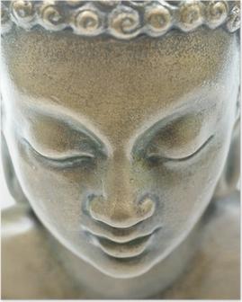 Buddhan muotokuva Juliste