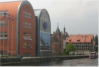 Bydgoszcz - keskustassa Juliste