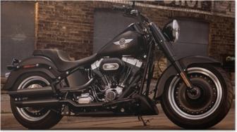 Harley Davidson Juliste