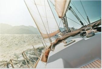 Jahti purjehdus Juliste