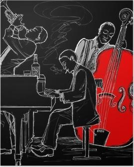 Jazz bändi Juliste