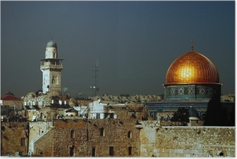 Jerusalem Juliste
