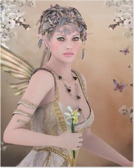 Kevään kuningatar Juliste