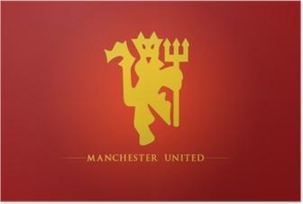 Manchester United Juliste